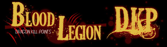 Blood Legion DKP Management System